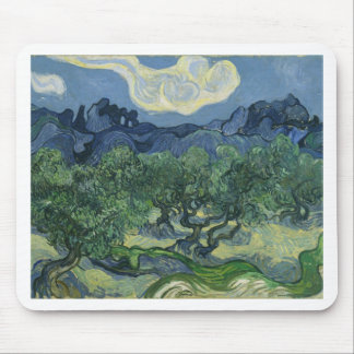 The Olive Trees Mousepads