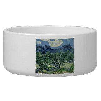 The Olive Trees - Van Gogh Bowl