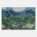 The Olive Trees - Van Gogh Lawn Signs