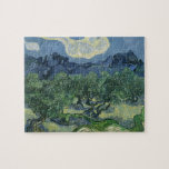 The Olive Trees - Van Gogh Puzzles