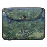 The Olive Trees - Van Gogh Sleeve For MacBooks