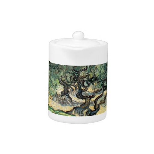 The Olive Trees, Vincent van Gogh
