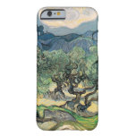 The Olive Trees, Vincent van Gogh Barely There iPhone 6 Case