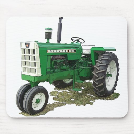 The Oliver  1600 Mouse Mats