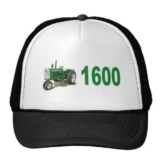 The Oliver  1600 Trucker Hat