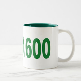 The Oliver  1600 Two-Tone Coffee Mug