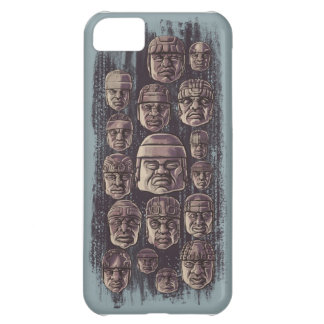 The Olmecs Cover For iPhone 5C
