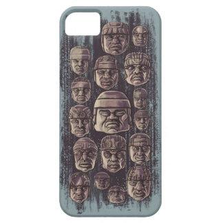The Olmecs iPhone 5 Case