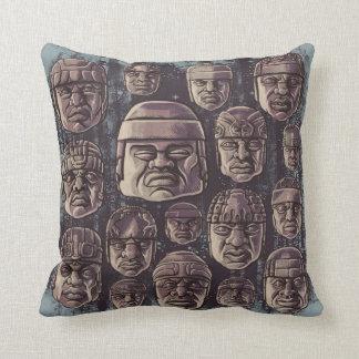 The Olmecs Pillow