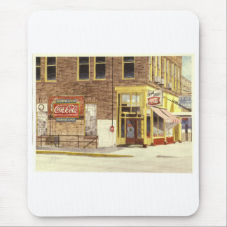 The Olympia Candy Kitchen Mouse Pad