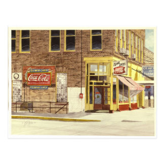 The Olympia Candy Kitchen Postcard