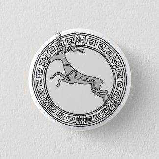 The Olympians! Artemis / Diana symbol badge Pinback Button