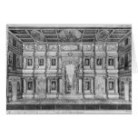 The Olympic Theatre at Vicenza Card