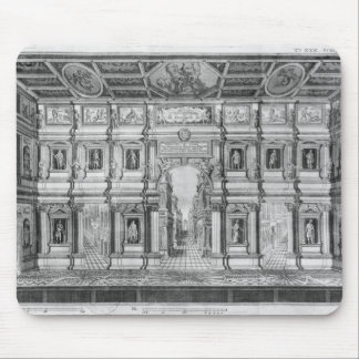 The Olympic Theatre at Vicenza Mouse Pad