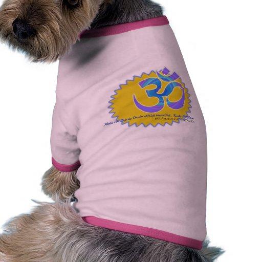 The Om Aum Symbol Paramahansa Yogananda Quote Shirt
