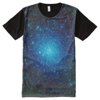 The Omega Centauri Star Cluster All-Over Print T-shirt