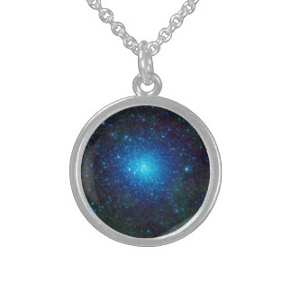 The Omega Centauri Star Cluster Sterling Silver Necklace