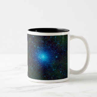 The Omega Centauri Star Cluster Two-Tone Coffee Mug