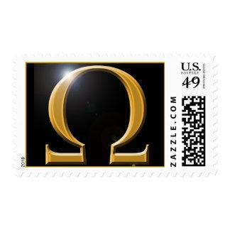 The Omega stamp