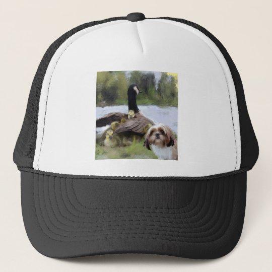 The omen.jpg trucker hat