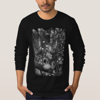 """""""The Ominous Cough"""" Sidney Sline (1912) T-Shirt"""