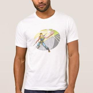 The Omniscient Chan T Shirt