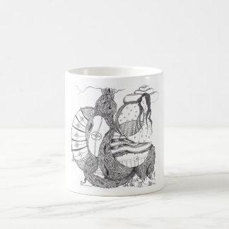 The One Eyed Empress Coffee Mug