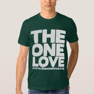 The One Love Block Shirt - American Apparrel