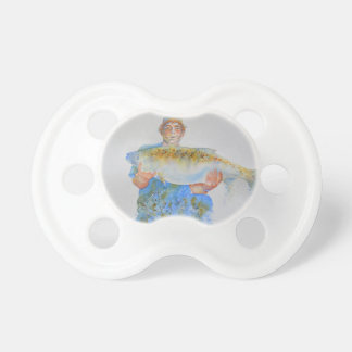 The One That Didn't Get Away Pacifier