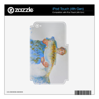 The One That Didn't Get Away Skins For iPod Touch 4G