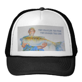The One That Didn't Get Away Trucker Hat