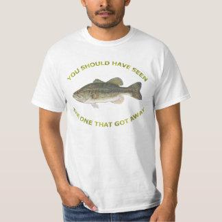 The One That Got Away Fishing Shirt