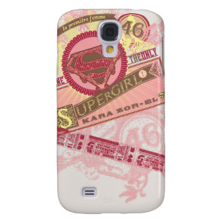 The One The Only Supergirl Galaxy S4 Case