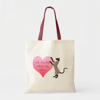 The One Who Holds My Heart Tote Bag
