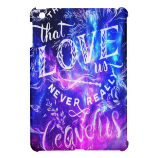 The Ones that Love Us Amethyst Dreams Cover For The iPad Mini