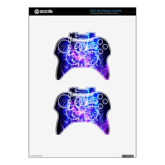 The Ones that Love Us Amethyst Dreams Xbox 360 Controller Decal