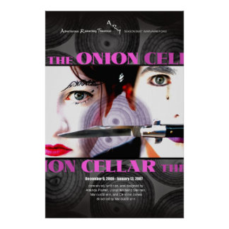 THE ONION CELLAR POSTER