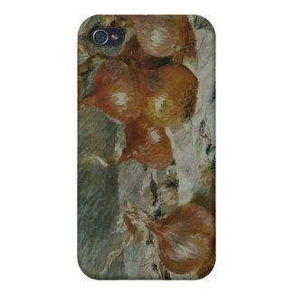 The Onions (Oignons) Pierre-Auguste Renoir iPhone 4/4S Case