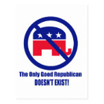 The Only Good Republican Postcard