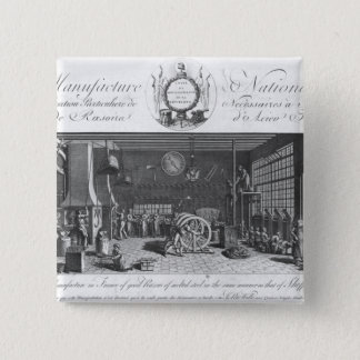The only manufacture in France of good razors Button