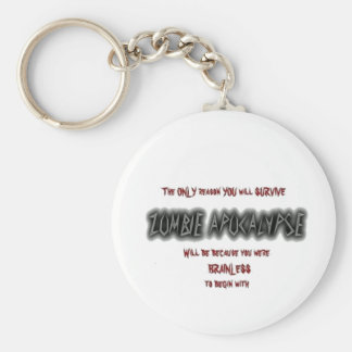 The Only Reason Keychain