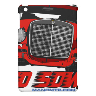 The only Red Sow iPad Mini Cases