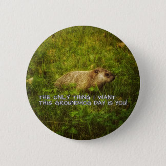 The only thing I want this Groundhog Day button