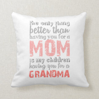 The only thing to better than throw pillow