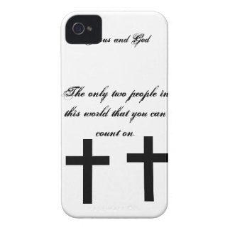 The only two people Case iPhone 4 Cover