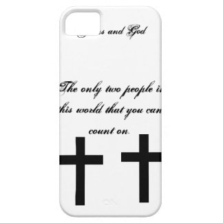The only two people Case iPhone 5 Case