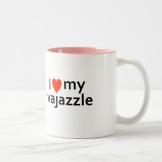 The Only Way Is Essex I love my Vajazzle mug