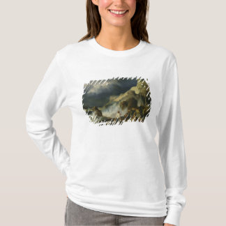 The Onslaught of the Smugglers, c.1837 T-Shirt