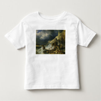 The Onslaught of the Smugglers, c.1837 Toddler T-shirt