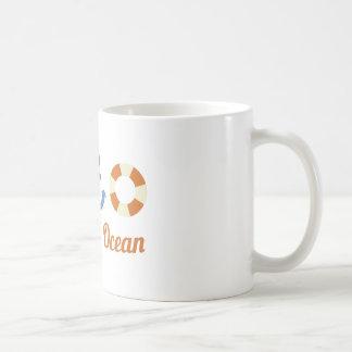 The Open Ocean Classic White Coffee Mug